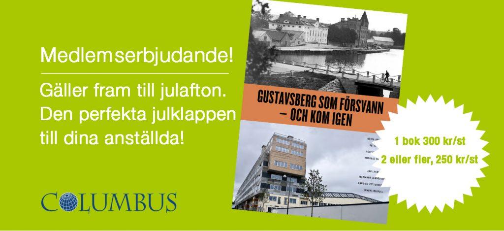 Boken om Gustavsberg som försvann 2019